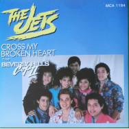 The Jets – Cross My Broken Heart