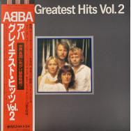 ABBA - Greatest Hits Vol. 2