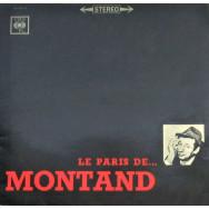 Yves Montand - Le Paris De... Montand
