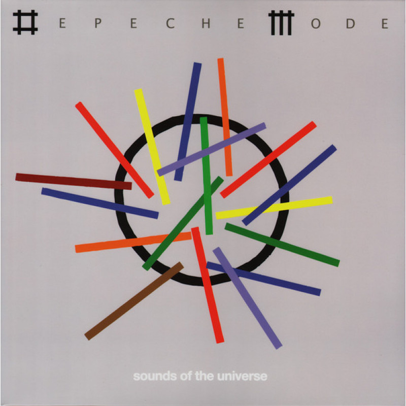 DEPECHE MODE ‎– Sounds Of The Universe