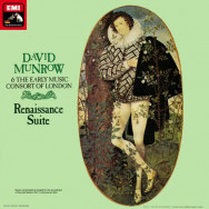 David Munrow & The Early Music Consort Of London - Renaissance Suite