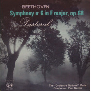 "The ""Orchestre National"" (Paris), Paul Kletzki - Beethoven Symphony No. 6 in F major ""Pastoral"""