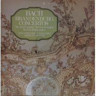 The Virtuosi of England & Arthur Davison - Bach Brandenburg Concertos