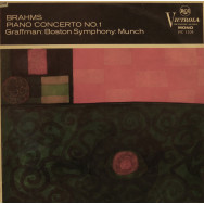 Garry Graffman, Boston Symphony Orchestra, Charles Munch - Brahms - Piano Concerto No.1 in Dm, Opus 15