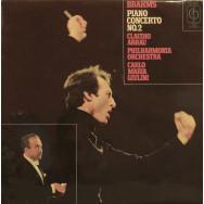 Claudio Arrau, Philharmonia Orchestra, Carlo Maria Giulini - Brahms - Piano Concerto No.2 in B flat, Opus 83