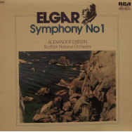 Scottish National Orchestra, Alexander Gibson - Elgar - Symphony No.1 in A flat, Opus 55