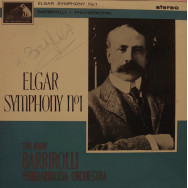 The Philharmonia Orchestra, Sir John Barbirolli - Elgar - Symphony No.1 in A flat, Opus 55