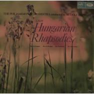 The Philharmonia Orchestra, Rudolf Schwartz - Liszt - Hungarian Rhapsodies