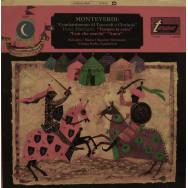 Mainz Chamber Orchestra, Gunter Kehr - Monteverdi - Combattimento Di Tancredi E Clorinda / Three Madrigals
