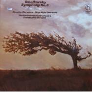 The Pilharmonia Orchestra, Constantin Silvestri  - Tchaikovsky / Rimsky-Korsakov