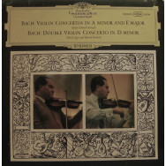 David Oistrach, Igor Oistrach - Bach - Violin Concerto in Am and Em / Violin Concerto in Dm