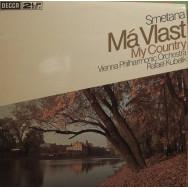Vienna Philharmonic Orchestra, Rafael Kubelik - Smetana - My Country