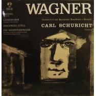 Orchestra of the Bayrischer Rundfunk - Munich, Carl Schuricht - Wagner