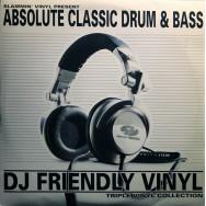 Various Artists - Slammin' Vinyl Present Absolute Classic Drum & Bass