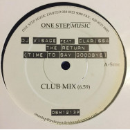 DJ Visage Featuring Clarissa – The Return (Time To Say Goodbye)