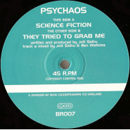 Psychaos ‎– Science Fiction / They Tried To Grab Me