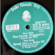Power Steppers / Ruts DC - Dub clash '96