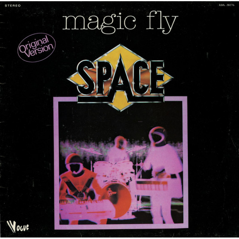 Space - Magic Fly