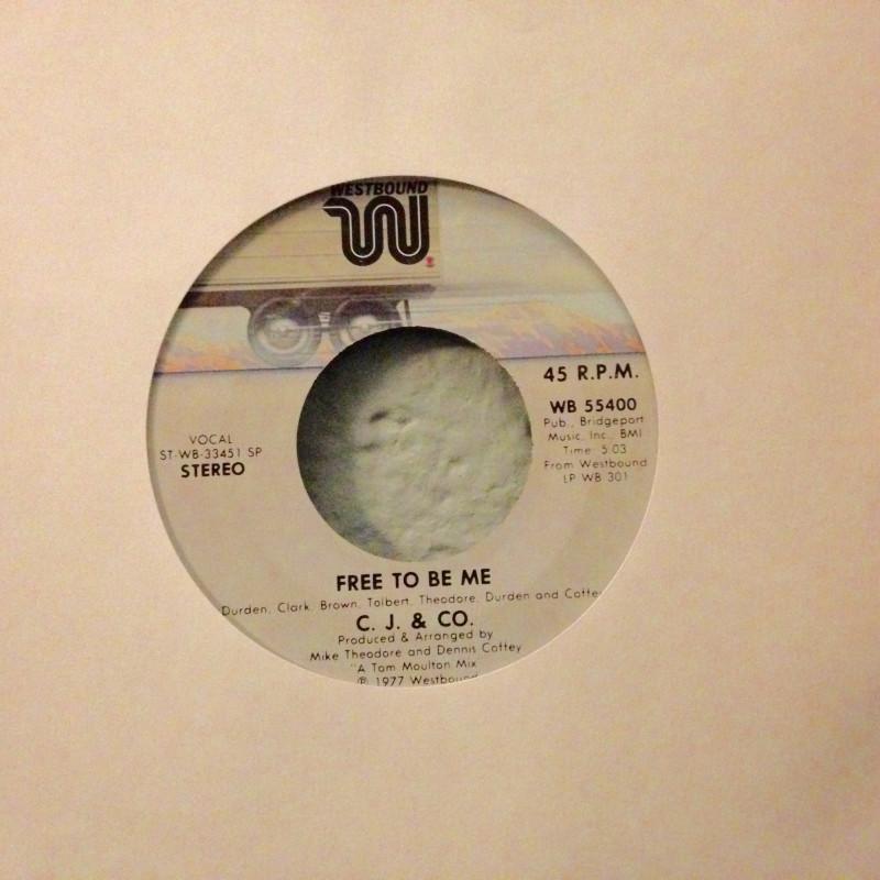 C.J. & Co. - Devil's gun / Free to be me
