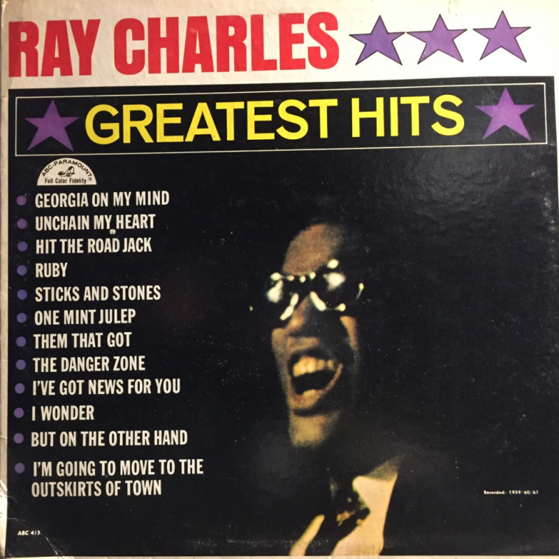 Ray Charles - Greatest Hits