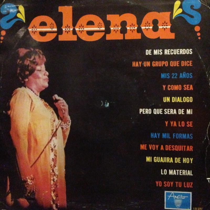 Elena Burke - Elena