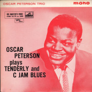 Oscar Peterson Trio ‎– Plays Tenderly And C Jam Blues