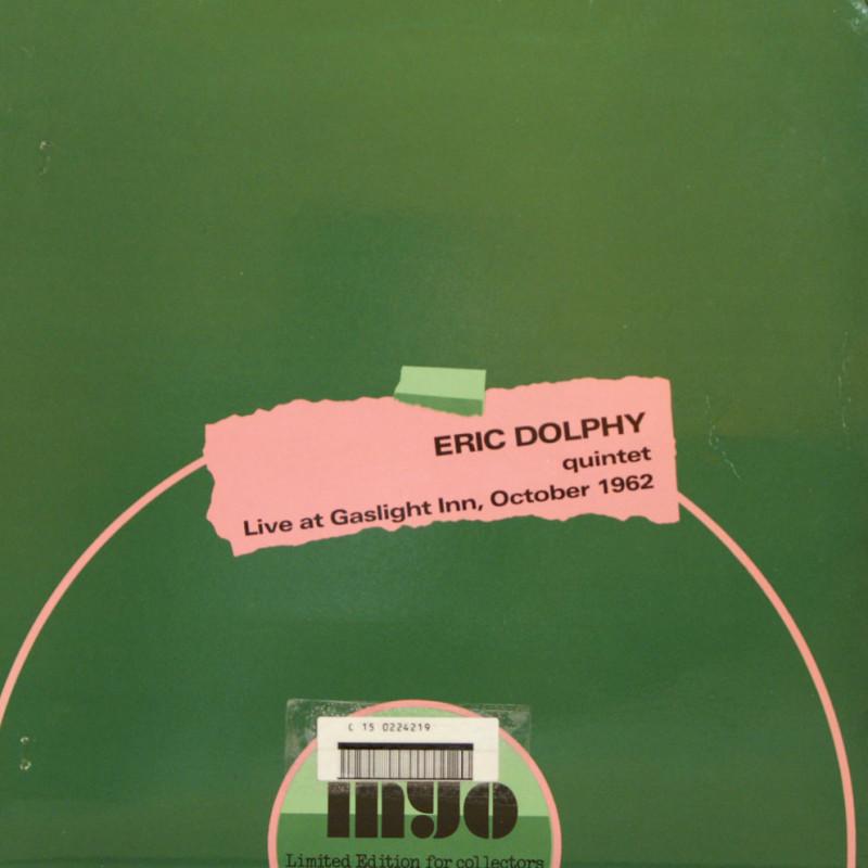 Eric Dolphy quintet - Live at Gaslight Inn (1962)