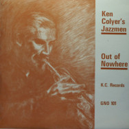 Ken Colyer`s Jazzmen - Out of Nowhere