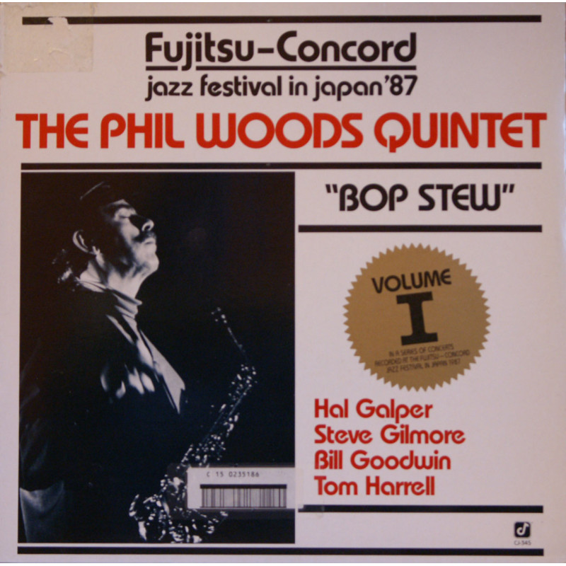 Phil Woods, The Phil Woods Quintet - Bob Stew