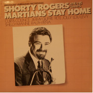 Shorty Rogers & His Giant - Martians stay home
