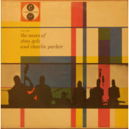 Various Artists - The Saxes of Stan Getz and Charlie Parker