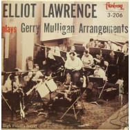 Elliot Lawrence Band, The  - Plays Gerry Mulligan Arrangements