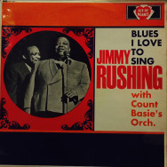 Jimmy Rushing with Count Basie's Orchestra - Blues I love to sing