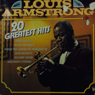 Louis Armstrong - 20 Greatest Hits
