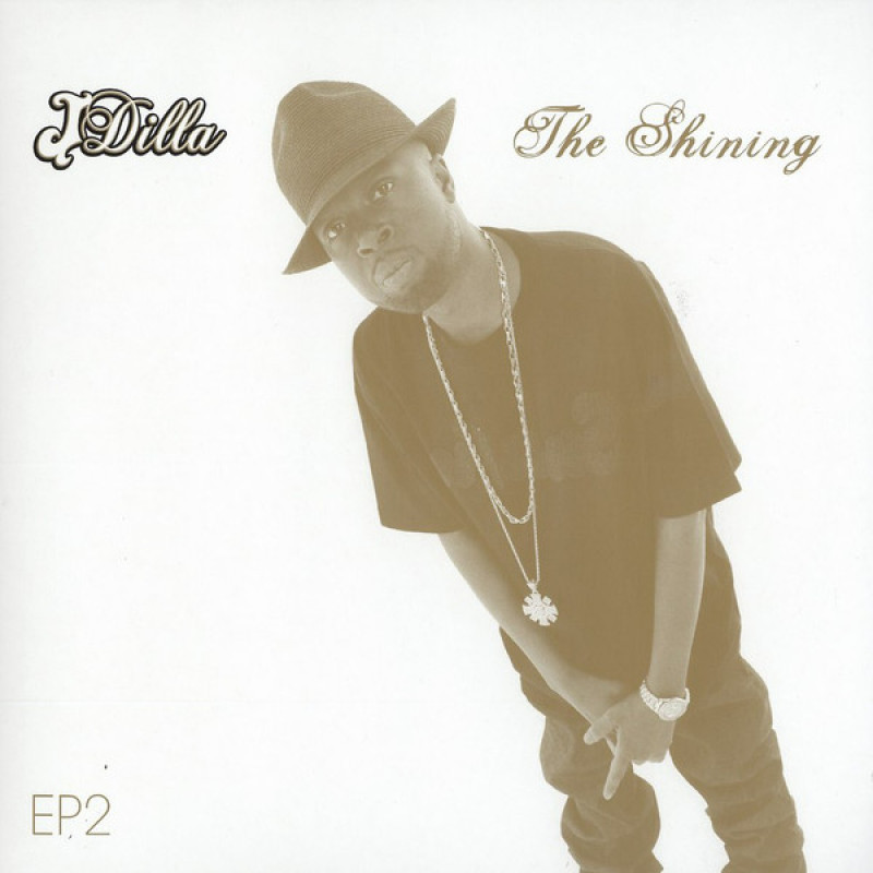 J Dilla ‎– The Shining EP2