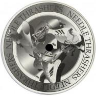 DJ Q-Bert – Needle Thrashers Vol.One