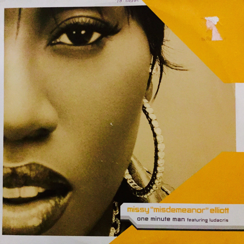"Missy ""Misdemeanor"" Elliott Featuring Ludacris - One Minute Man"