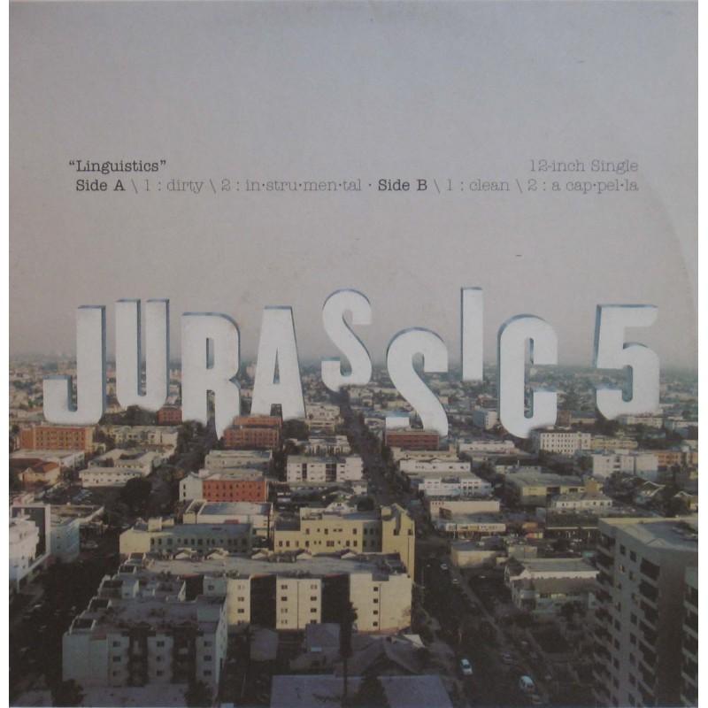 Jurassic 5 - Linquistics