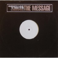 Grandmaster Flash & The Furious Five - The Messaage (Old school Mix / Can`t you see Mix)