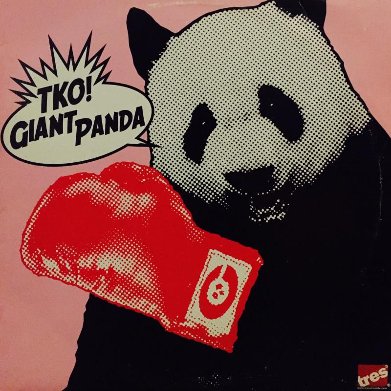 Giant Panda - T.K.O