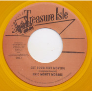 Eric Monty Morris / Herman Marquis – Get Your Feet Moving / The Teaser
