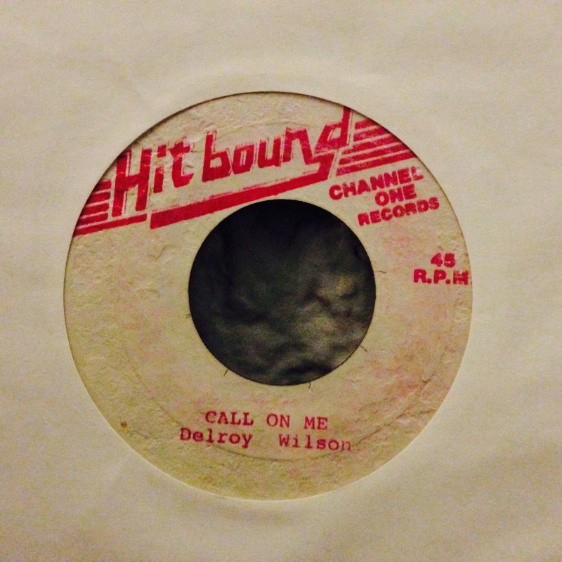 Delroy Wilson Call on me / Version