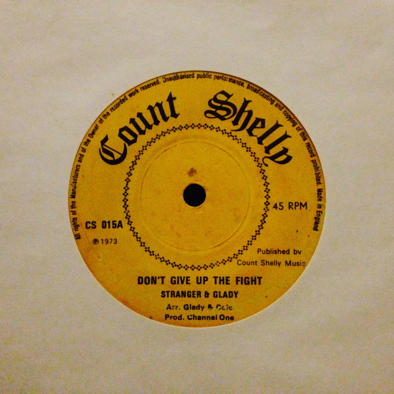Stranger & Glady / The Tidlas Don`t give up the fight / Stand firm