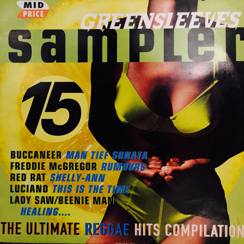 Various Artist Greensleeves sampler 15